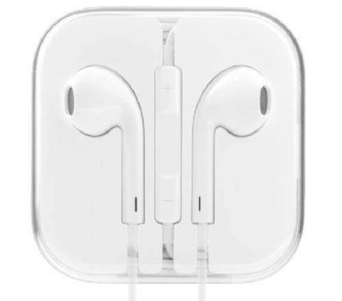audifonos manos libres tipo earpod iphone ipod blancos!