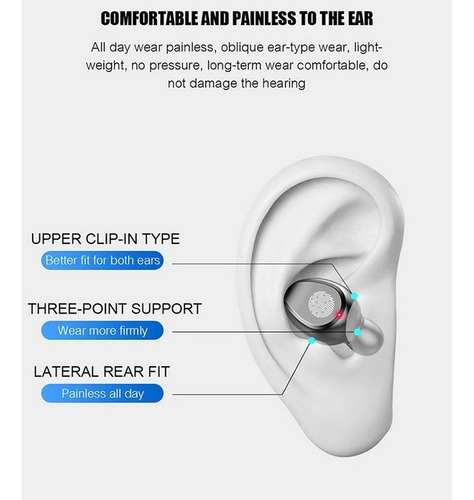 audifonos manos libres tws f9 earphone earbuds touch bluetoo