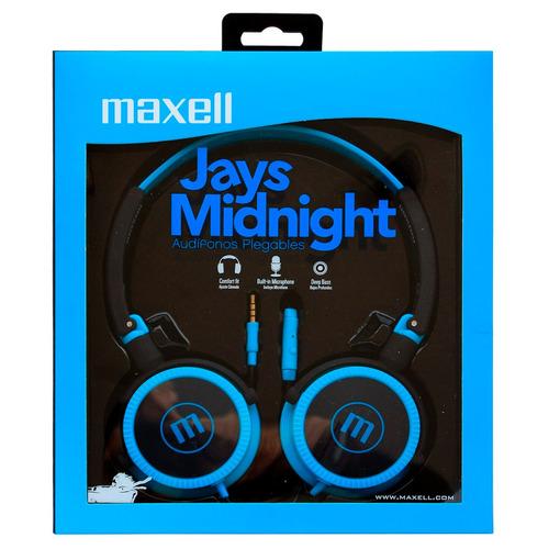 audifonos maxell jays midnight