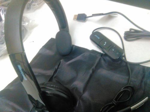 audifonos microsoft life chat lx-4000