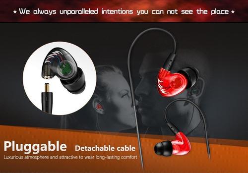 audífonos monitor personal chicharo qkz w3