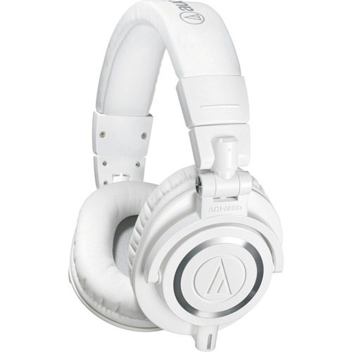 audifonos monitoreo audiotechnica ath-m50xwh wh