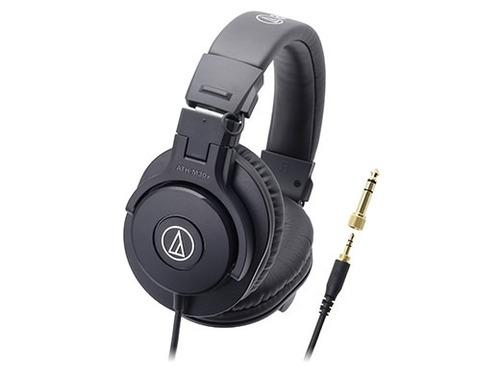 audífonos monitores audio-technica ath-m30x reacondicionados