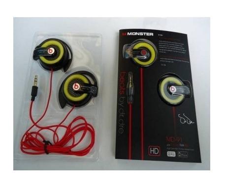 audifonos monster beats by dr dre md-91 version economica