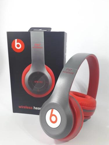 audifonos monster beats solo2 bluetooh mp3 mic fm + cable