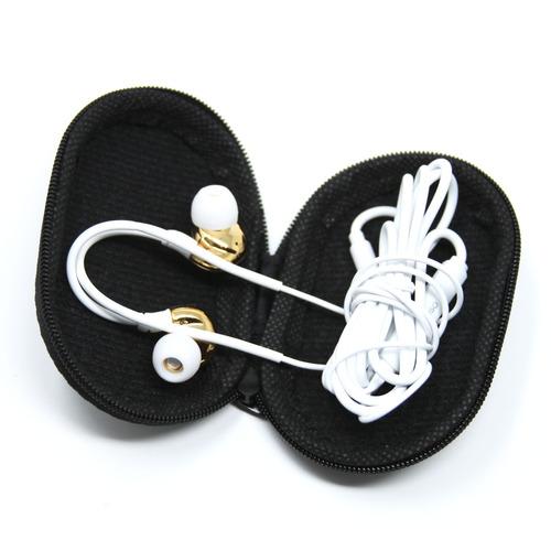 audífonos mumuso earhook sports dorado