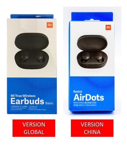 audifonos original xiaomi redmi airdots en stock + tienda !!