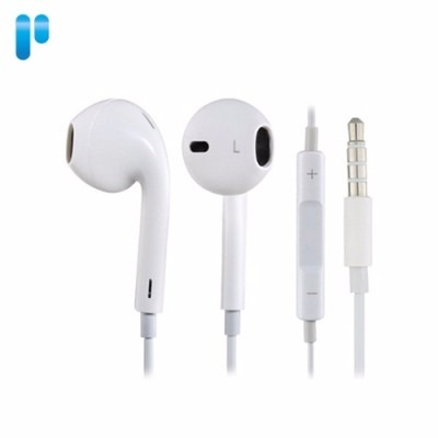 167f87be3f7 Audifonos Originales iPhone 5, 5 Se, 6, 6 Plus Earpods Apple ...