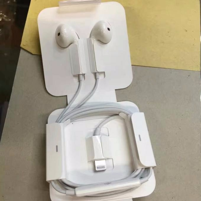 Audifonos Originales Iphone 7 Apple Earpods Lightning