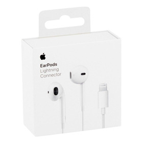 Audifonos Originales iPhone 7/8/x/11 Apple Earpods Lightning