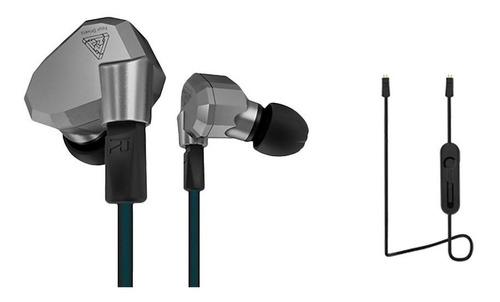 audífonos originales kz zs5 con microfono + módulo bluetooth