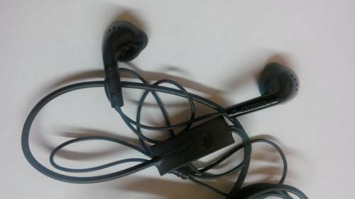 audifonos originales samsung galaxy ace 3.5 mm negros op4