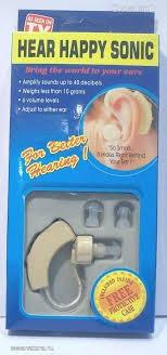 audifonos ortopedicos para sordos o sordera