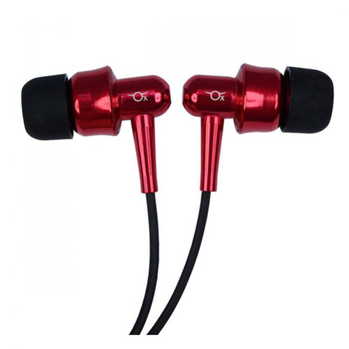 audífonos ox toys cozy 13001-rojo