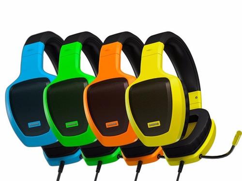 audífonos ozone rage glow  z50