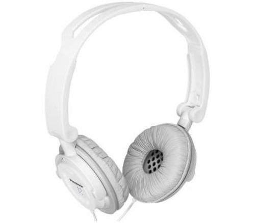 audífonos panasonic  c/diadema plegable blanco rp-djs150e-w