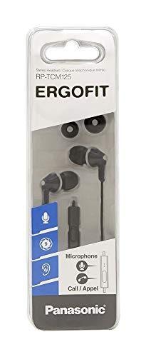 e472e318a36 Audífonos Panasonic Ergofit Micrófono Control Llamadas -neg ...