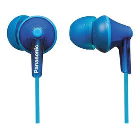 Audífonos Panasonic Ergofit Rp-hje125 Azul