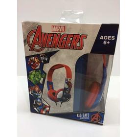 Audífonos Para Niños, Los Vengadores, Avengers, Marvel