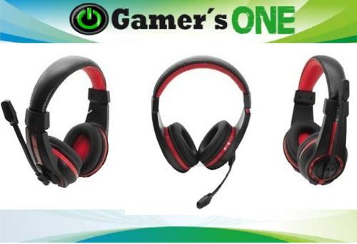 audifonos para pc laptop gamer havit hv-h2116d con microfono