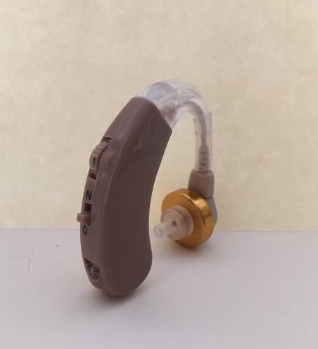 audífonos para sorderas nuevos.