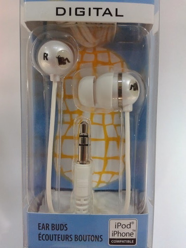 audífonos peanutz maxell, sonido digital