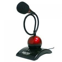Microfono Para Computadora Imexx