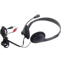 Audifonos Con Microfono Headset Cintillo Pc Computadora