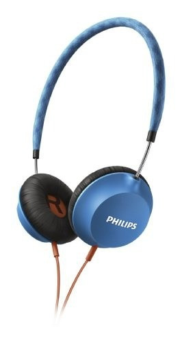 audifonos philips shl5100bl 28 strada headband blue