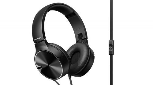 audifonos pioneer on ear hifi se-mj722t con microfono