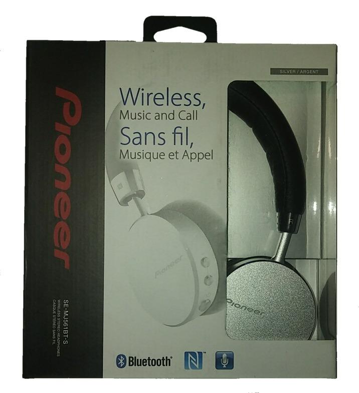 929d415e293 Audifonos Pioneer Supraaurales Diadema Aluminio Bluetooth ...