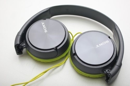 audifonos plegables sony mdr-zx310 para iphone,galaxy,tablet