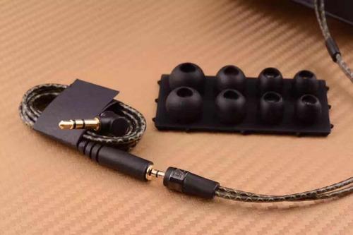 audifonos profesional audiophile in ear sennheiser ie 800