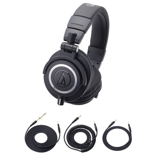 audifonos profesionales dinamicos ath-m50x audiotechnica