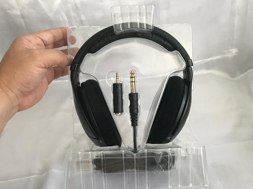 audifonos profesionales sennheiser hd 598se como nuevos