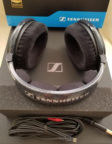 audifonos profesionales sennheiser hd 600 nuevos !!