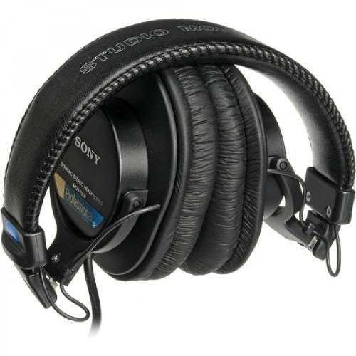 audífonos profesionales sony mdr-7506