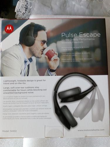 audífonos pulse escape wireless motorola bluetooth stereo.