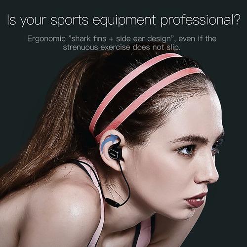 audifonos qcy qy19 ipx4 apt-x bluetooth deportivos nuevos