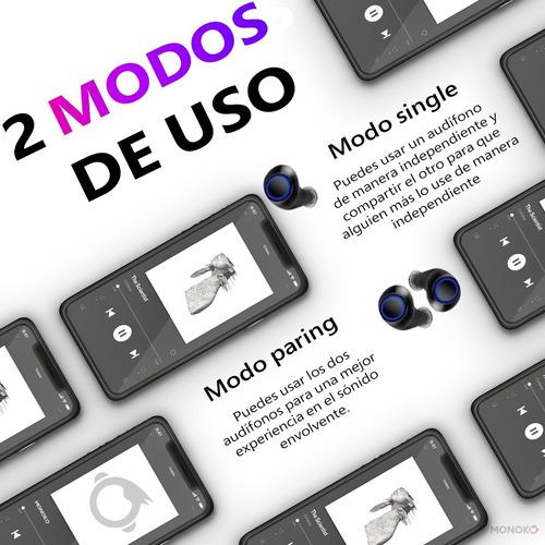 audífonos s2 tws bluetooth 5.0 manos libres (remate)