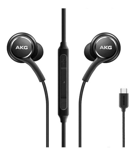 audifonos samsung akg s10 / s10+ / espiga tipo c