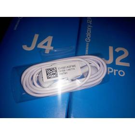 Audífonos Samsung Galaxy Original S6 J2 J4 J5 J6 J7 J8 Nuevo
