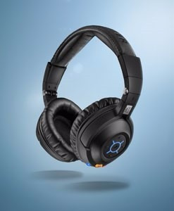 audífonos sennheiser con cancelación activa del ruido