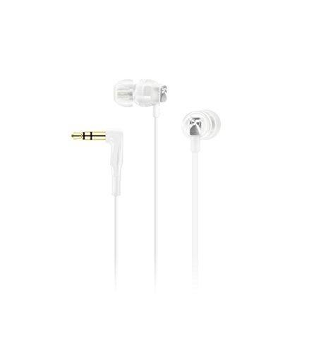 audifonos sennheiser cx 3 00 white in canal headphone