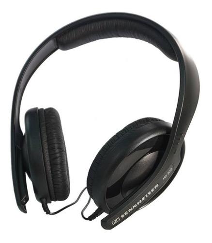 audifonos sennheiser hd 202 ii para radio estudios musicales