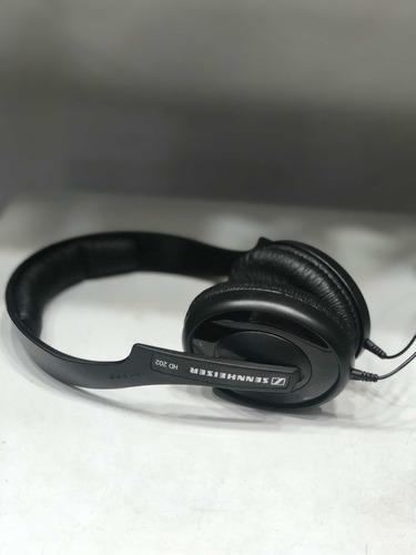 audifonos sennheiser hd 202 originales negros