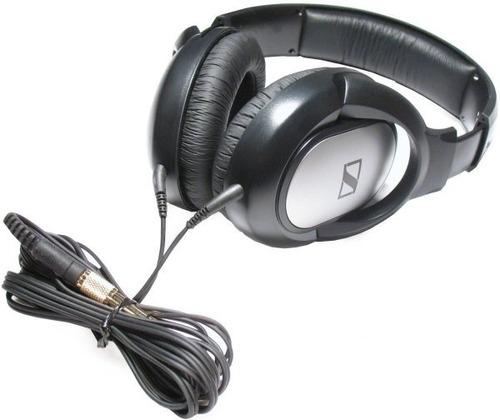 audífonos sennheiser hd201 estéreo con cancelación de ruido