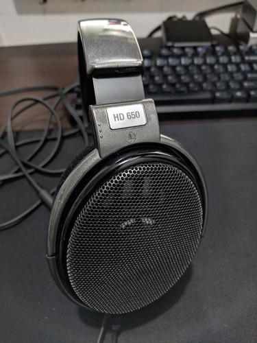 audifonos sennheiser hd650