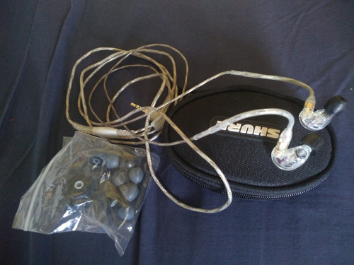 audífonos shure se215