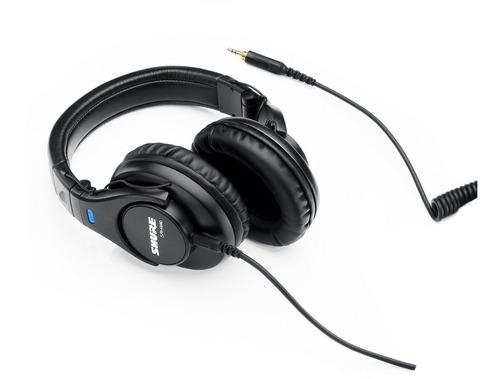 audifonos shure srh 440 dj monitor estudio nuevos